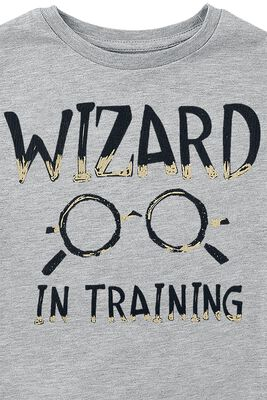 Wizard In Training