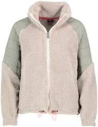 Ladies Teddy Fleece Jacket