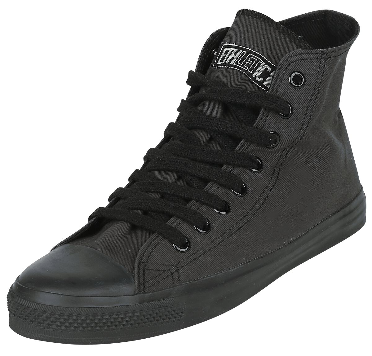 Ethletic Fair Trainer Black Cap Hi Cut Classic  Sneaker high  grau