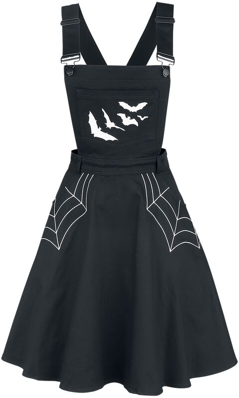 Miss Muffet Pinafore Dress