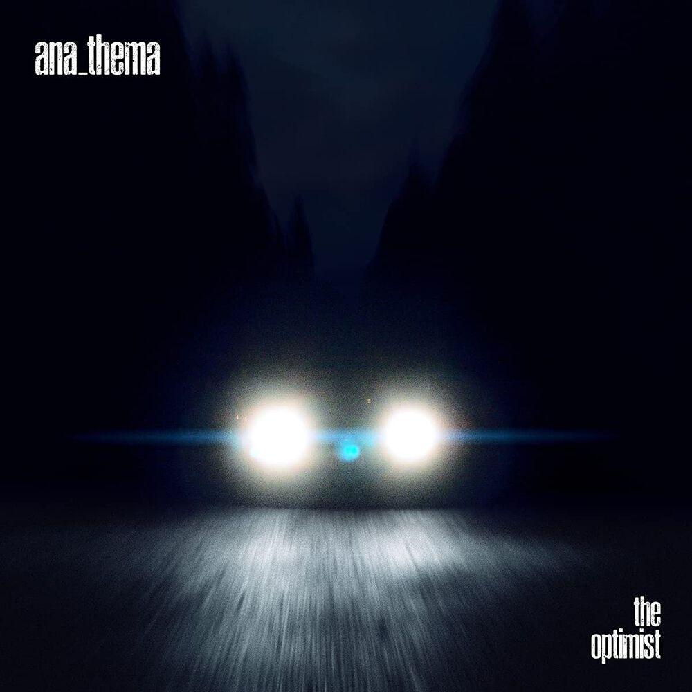 Image of Anathema The optimist CD Standard