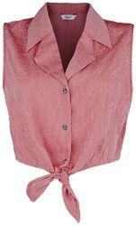 Texture Tie Shirt