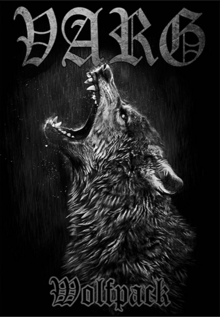 Image of Varg Wolfszeit II CD & Flagge Standard