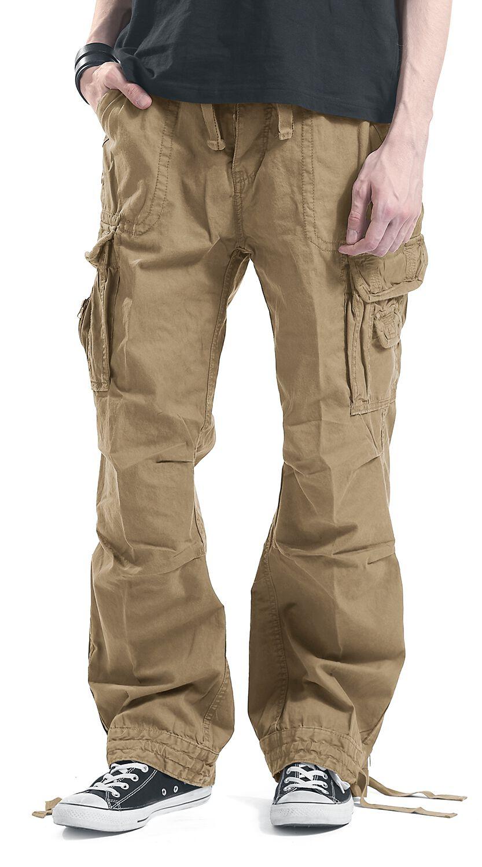 Royal Vintage Trousers   Brandit Cargohose   EMP 35f4d29aa5
