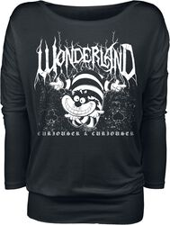 Grinsekatze - Metal Wonderland