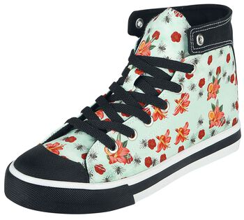 Flowers and Bees Sneaker