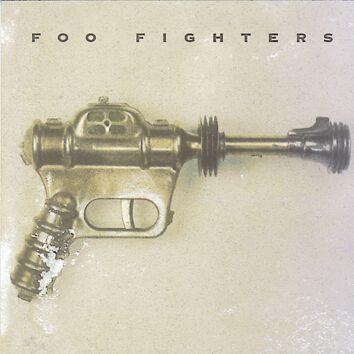 Foo Fighters Foo Fighters CD multicolor 82876554962