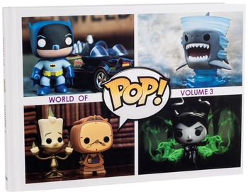 World of POP! (Funko Shop Europe) - Volume 3