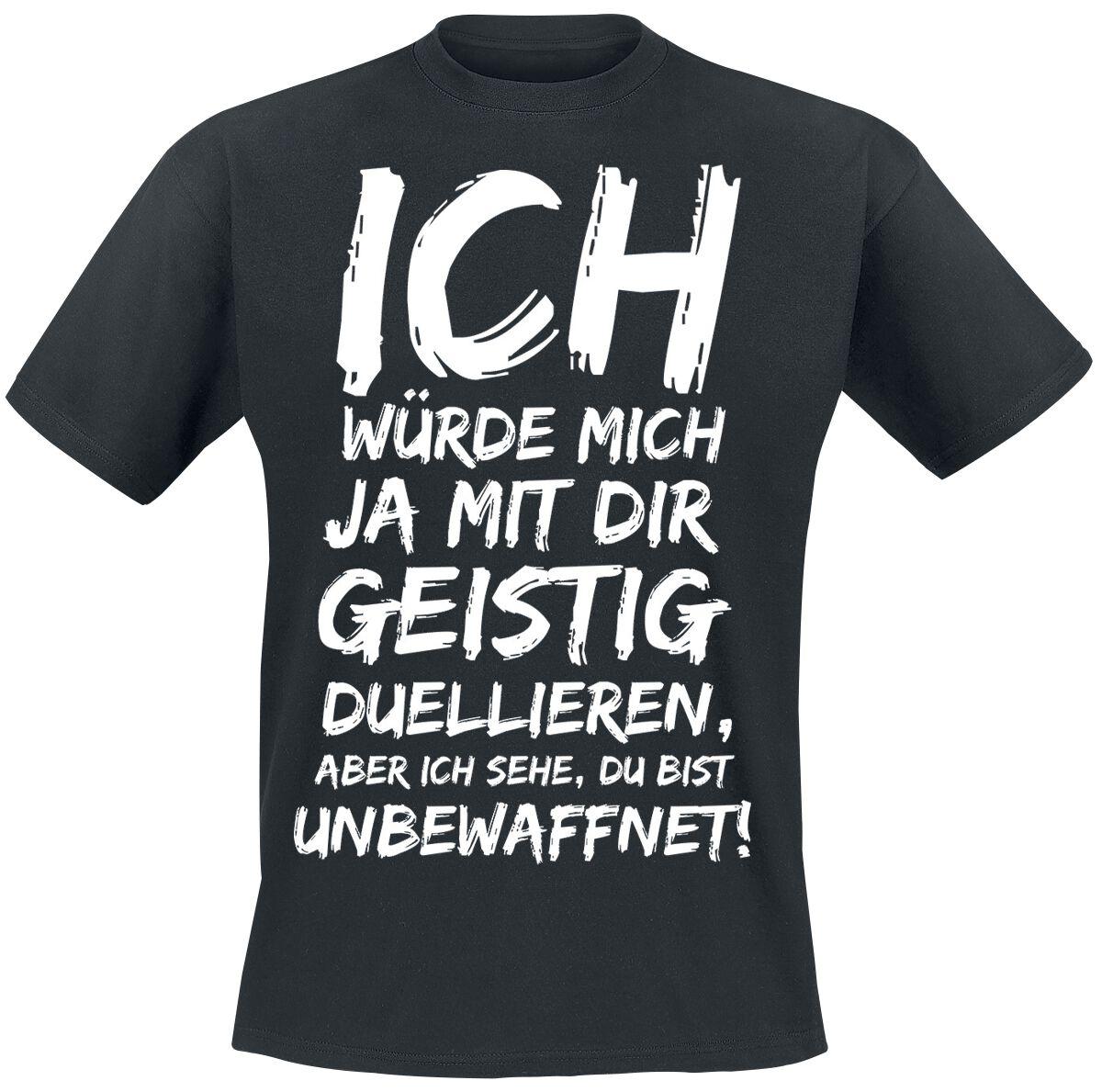 Geistig Duellieren T Shirt Emp