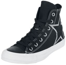 Chuck Taylor All Star Faux Suede Patch Hi