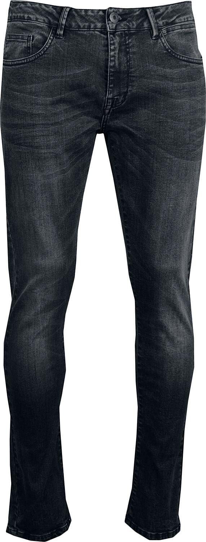 Image of Indicode Culpeper Jeans nero