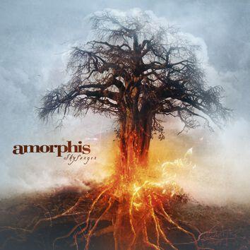 Image of Amorphis Skyforger CD Standard