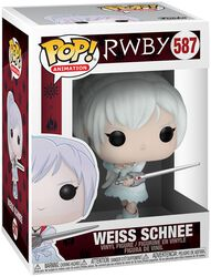 Weiss Schnee Vinyl Figure 587
