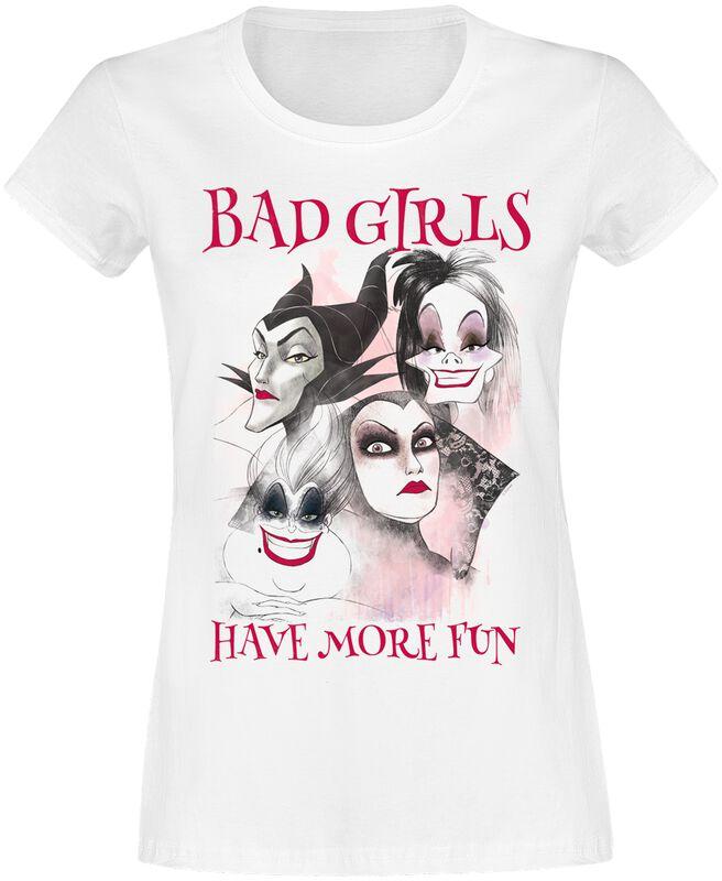 Bad Girls Have More Fun