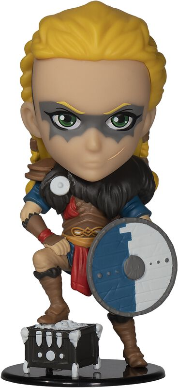 Valhalla - Eivor Female (Ubisoft Heroes Collection) Chibi Figur