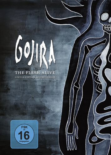Image of Gojira The flesh alive 2-DVD & CD Standard