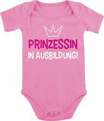 Prinzessin in Ausbildung!