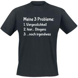 Meine 3 Probleme