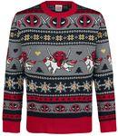 Unicorn - Taco - Christmas Sweater