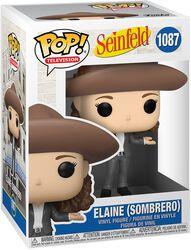 Seinfeld Elaine (Sombrero) Vinyl Figur 1087