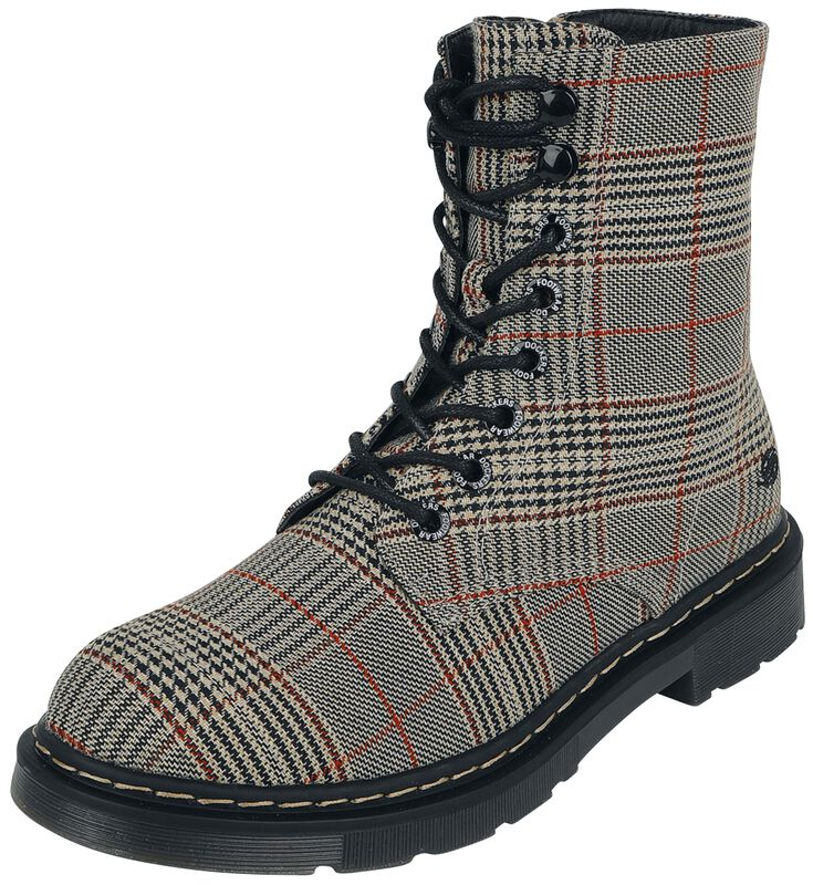 Checked Boot