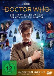 Die Matt Smith Jahre: Der komplette 11. Doktor