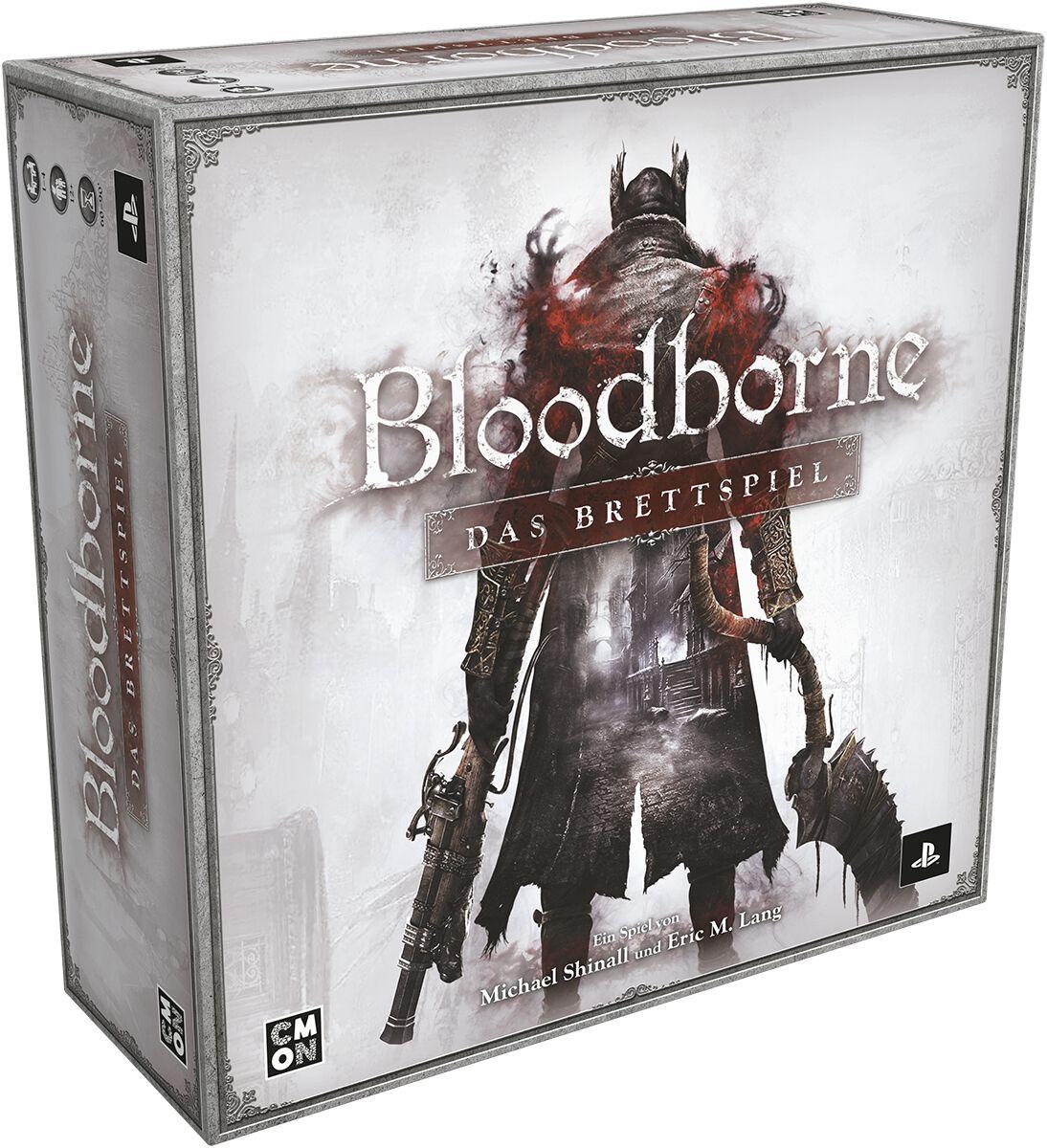 Bloodborne Das Brettspiel Brettspiel multicolor CMND0121