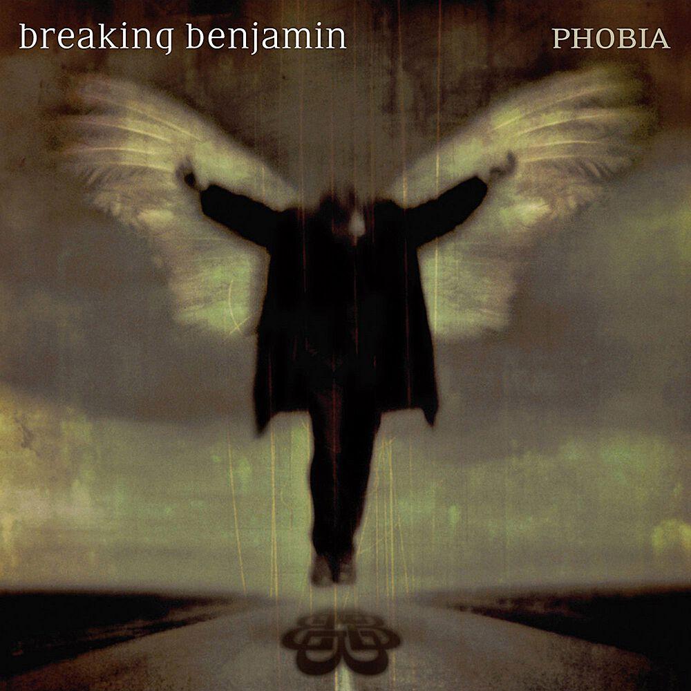 Breaking Benjamin  Phobia  CD  Standard