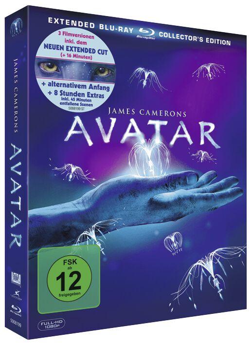 Image of Avatar (Film) Aufbruch nach Pandora 3-Blu-ray Standard