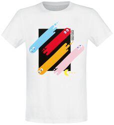Pac Man Stripes