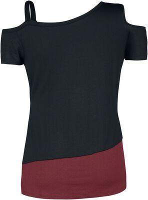 T-Shirt Cold-Shoulder