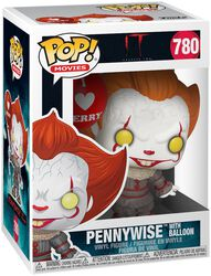 Teil 2 - Pennywise with Balloon Vinyl Figure 780