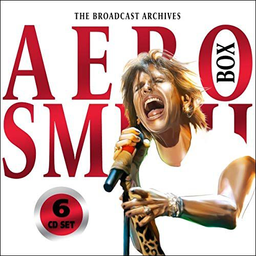Image of Aerosmith Box 6-CD Standard