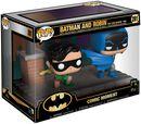 80th - Batman (1964) Batman and Robin (Movie Moments) Vinyl Figure 281