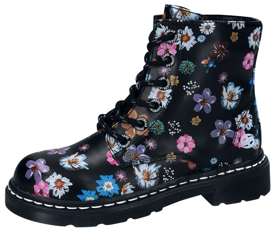 Flowers Allover Boots