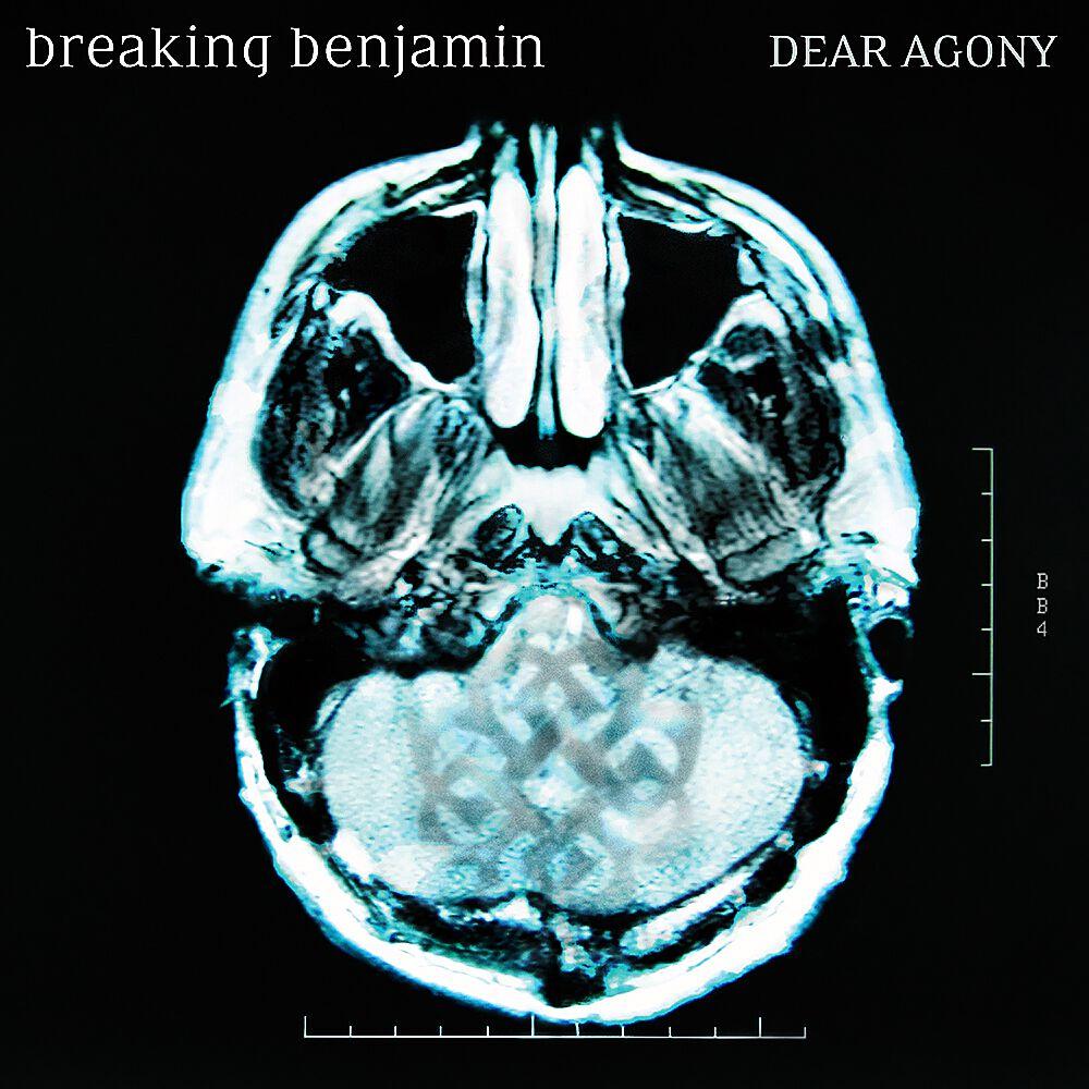 Breaking Benjamin  Dear agony  CD  Standard