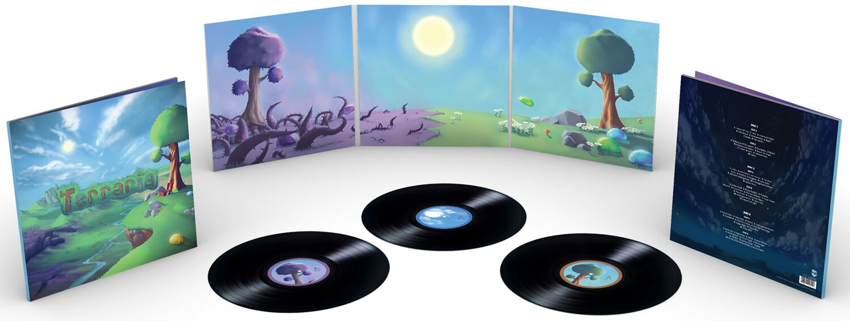 Terraria Terraria - O.S.T (Scott Lloyd Shelly)  LP  Standard