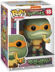 Michelangelo Vinyl Figur 18