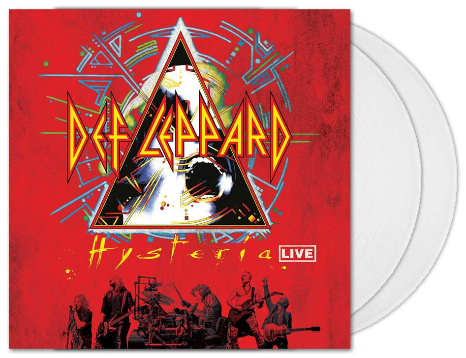 Def Leppard  Hysteria at the O2 - Live  DVD & 2-CD  Standard