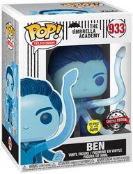 Ben (GITD) Vinyl Figur 933