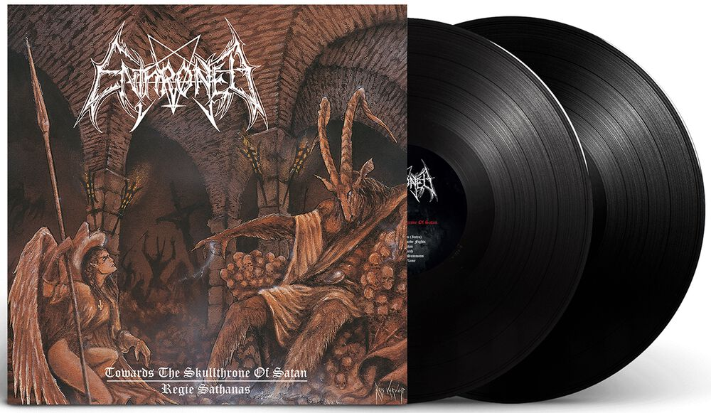 Towards the skull throne of satan / Regie sathanas