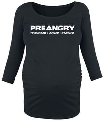Preangry Pregnant + Angry + Hungry