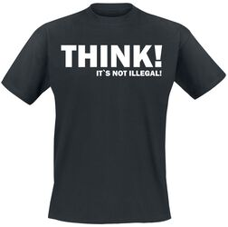 THINK! It`s Not Illegal!
