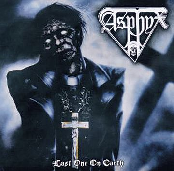 Image of Asphyx Last one on earth CD Standard