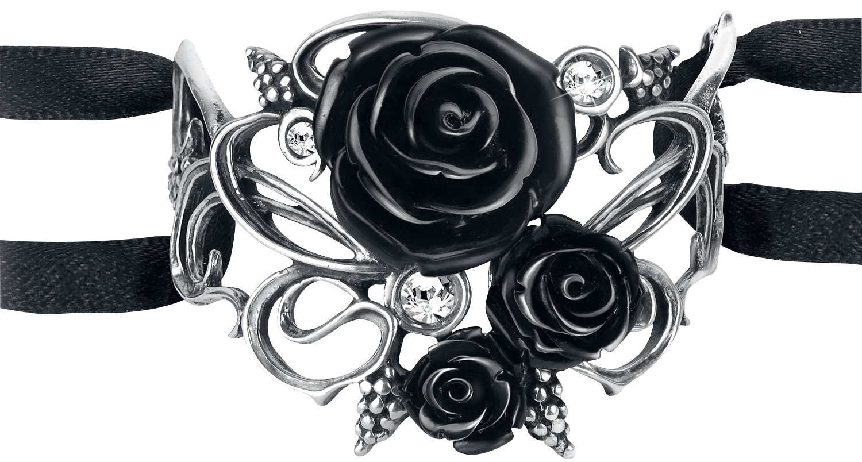 Image of Alchemy Gothic Bacchanal Rose Armband Standard