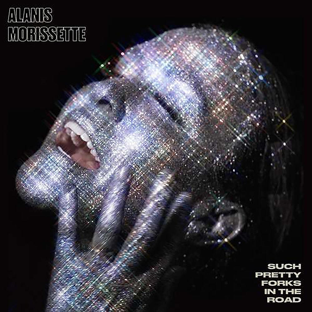 Image of Alanis Morissette Such pretty forks in the road CD Standard