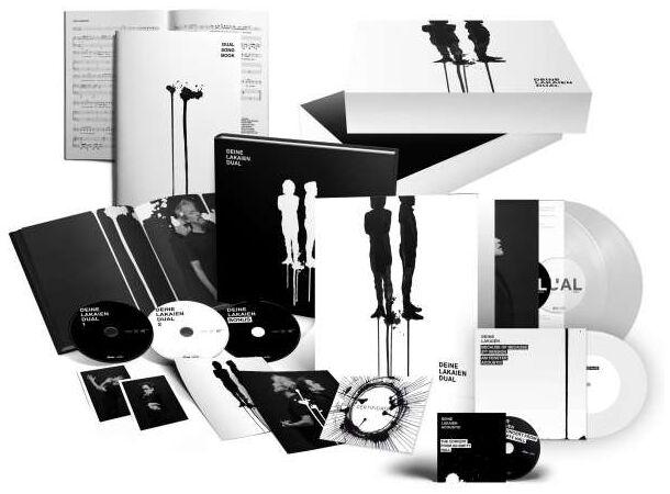 Image of Deine Lakaien Dual 2-LP & 3-CD Standard