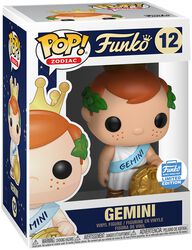 Zodiac - Gemini (Zwilling) (Funko Shop Europe) Vinyl Figure 12