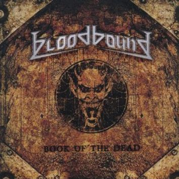 Bloodbound Book of the dead CD multicolor AFM 3752