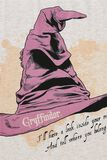 Der sprechende Hut - Gryffindor UV